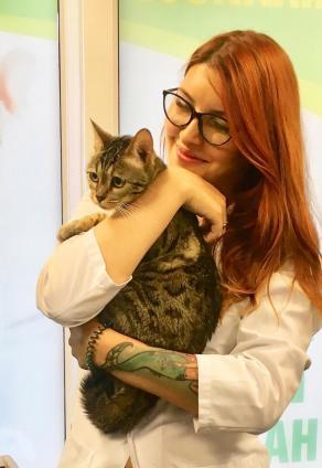Зубкова Валерия Михайловна